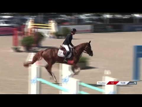 Ermitage Kalone 4th @7y Final Lier (jump-off)
