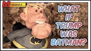 What if Donald Trump was Batman? thumbnail