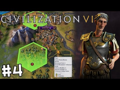 Civilization VI: The Beginners Guide - Amenities & Housing #4