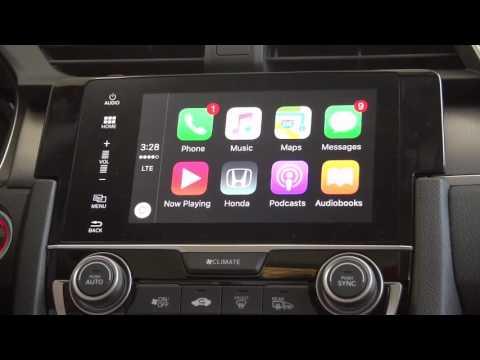 Apple CarPlay Tutorial | Marv Jones Honda
