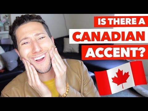 Is There A Canadian Accent?