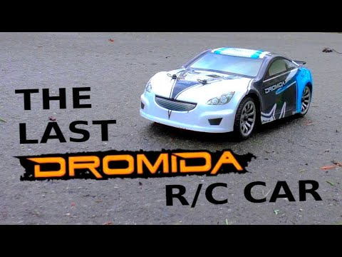 Product Review: Dromida 1/18 Brushless Touring Car