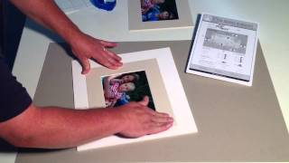 How To Frame A Photo