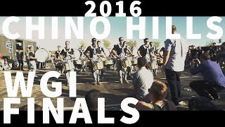 2016 Chino Hills HS In the Lot WGI Finals