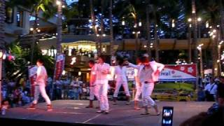 2010年6月11日、Pan-Pacific Matsuri In Hawaii.