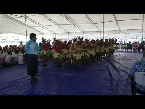 *Sipi Kana* Fatele Funafuti at Queen Elizabeth Park TUVALU  vc: Fakavae