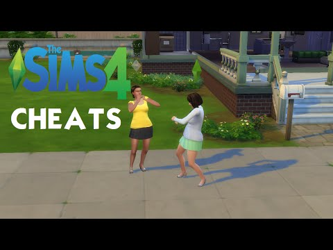 how to show hidden objects in the sims 4