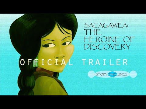 Sacagawea: The Heroine Of Discovery trailer!