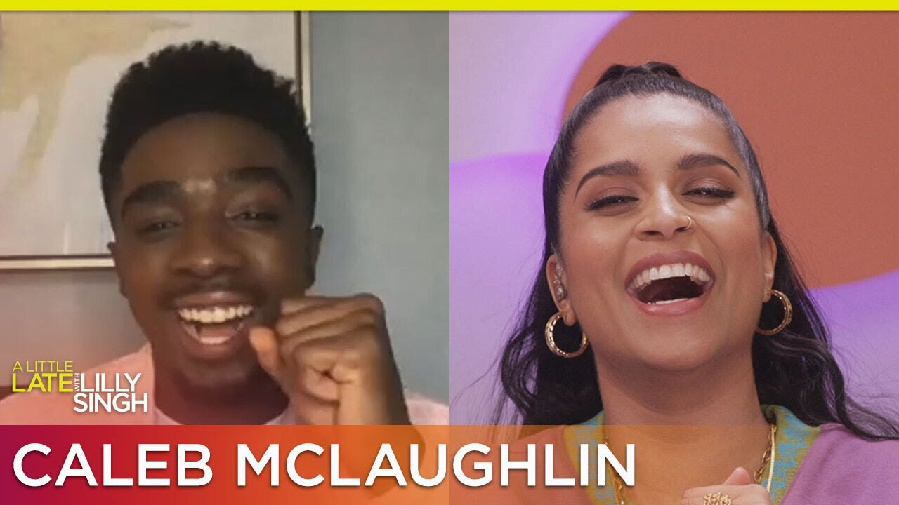 Caleb McLaughlin Didn't Know What an Atari Was