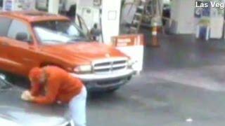 Road rage caught on cam