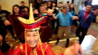 Ар, Өвөр, Буриад, Халимаг, Тува, Хазара Монголчууд хамтдаа