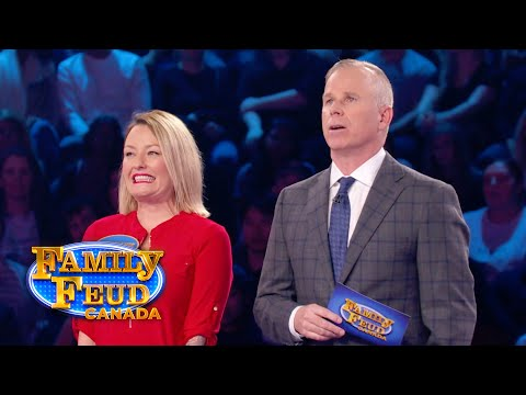 The Dubois Family From Lorette, Manitoba Tries To Win Fast Money | Family Feud Canada