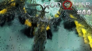 GOD OF WAR : #044 - Kara, die Zähe Walküre! - Let's Play God of War Deutsch / German