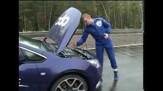Opel Astra OPC тест-драйв от автогонщика Дмитрия Соколова