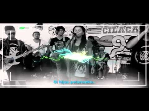 Hijau pelarian Ku - Official lyric video