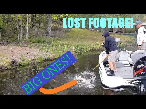 LOST FOOTAGE! One Of My First Tournaments! (Lake Talquin Bass Fishing!)