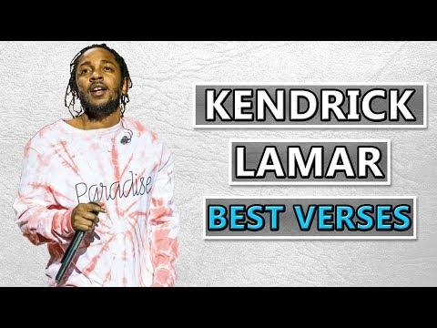 Kendrick Lamar: BEST Verses