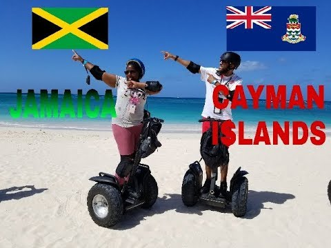 VLOG: JAMAICA AND CAYMAN ISLANDS 2018