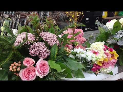 American School of Flower Design in Boston with Michael Gaffney
