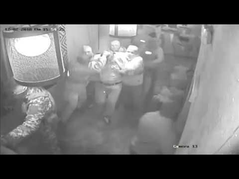 Саакашвили сегодня задержание! Видео с камер наблюдения!