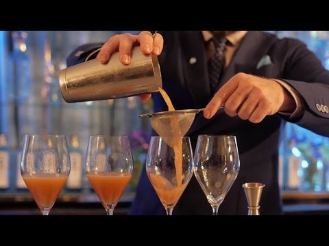 Bombay Sapphire World's Most Imaginative Bartender 2014