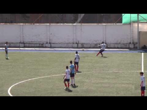 Partido Cat. Sub-14 Liga Antioqueña - Independiente Sabaneta vs Brasilia - Parte 2