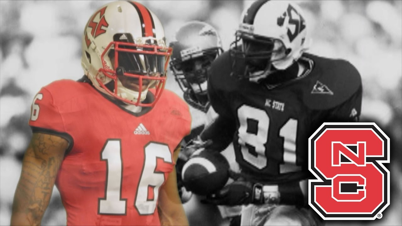 purchase cheap 0c5de ab01f NC State Throwback Uniforms vs ND: Honor The Past, Build The Future