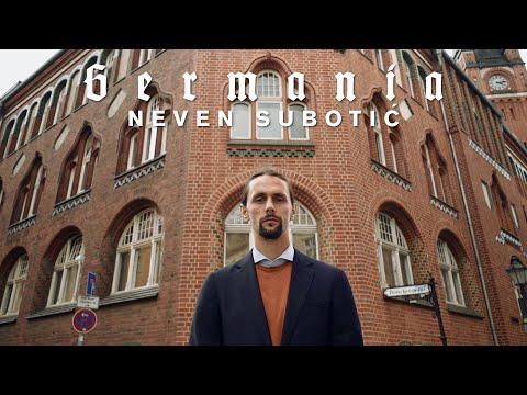 Neven Subotić - 26 Zoll Felgen machen mich nicht glücklich   GERMANIA