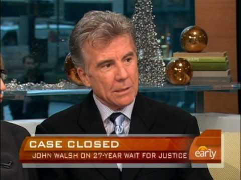 John & Reve Walsh Speak