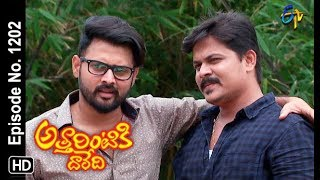 Attarintiki Daredi | 11th September 2018 | Full Episode No 1202 | ETV Telugu