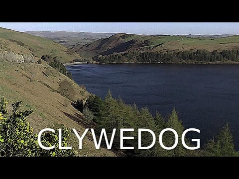 WALES Clywedog, Dylife and Llanidloes
