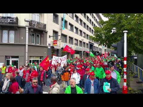 National demonstration in Brussels 29-09-2016 121209