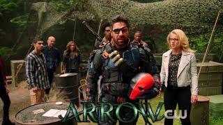 Arrow | Season 6 Episode 1 | ''Fallout'' Scene