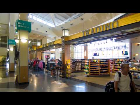 Asheville Regional Airport Commercial 2