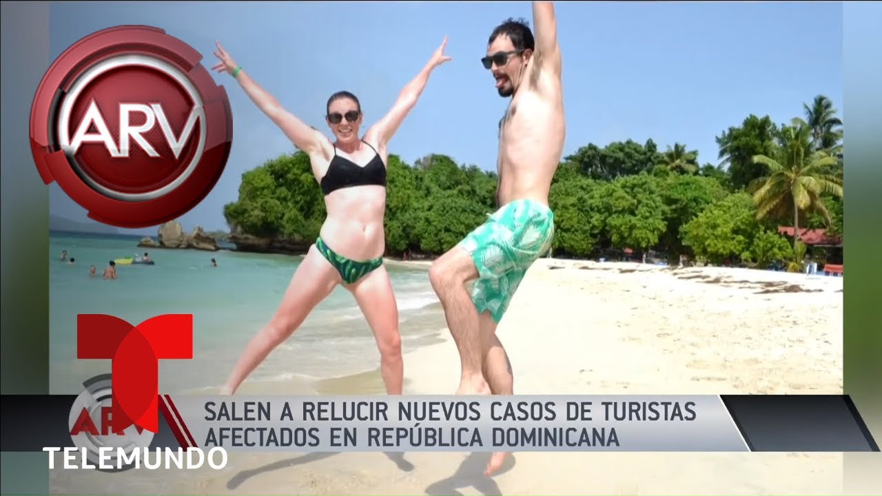 Nuevos casos de muertes en hotel de República Dominicana | Al Rojo Vivo | Telemundo
