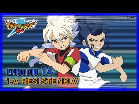 Inazuma Eleven Go Galaxy - Episodio 14 español «¡La resistencia!»