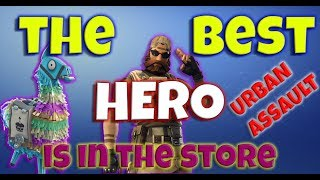 Download Video INSANE FORTNITE Save the World Best Hero in the Game in the shop U WOT MATE MP3 3GP MP4