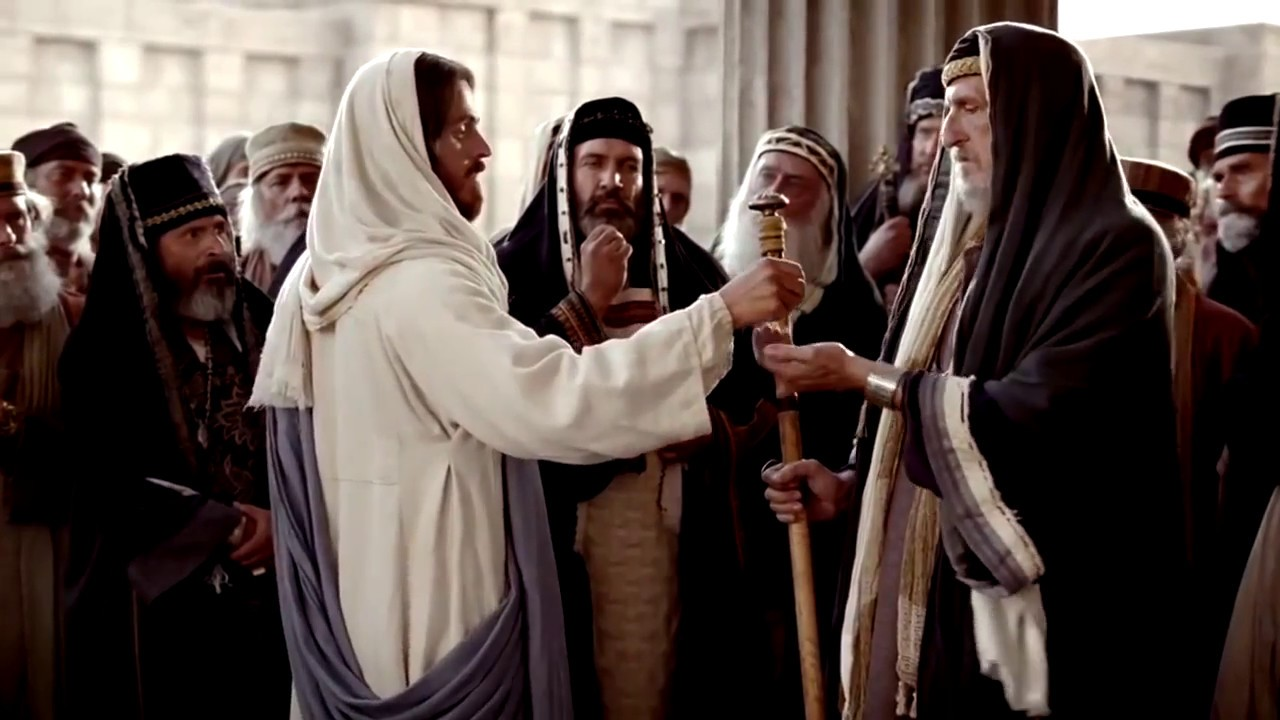 pharisees and jesus relationship to god