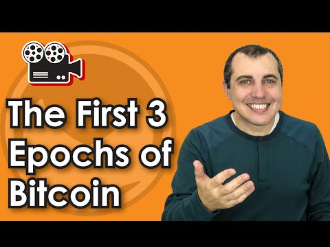 The First Three Epochs Of Bitcoin: An Interview With Christie Harkin