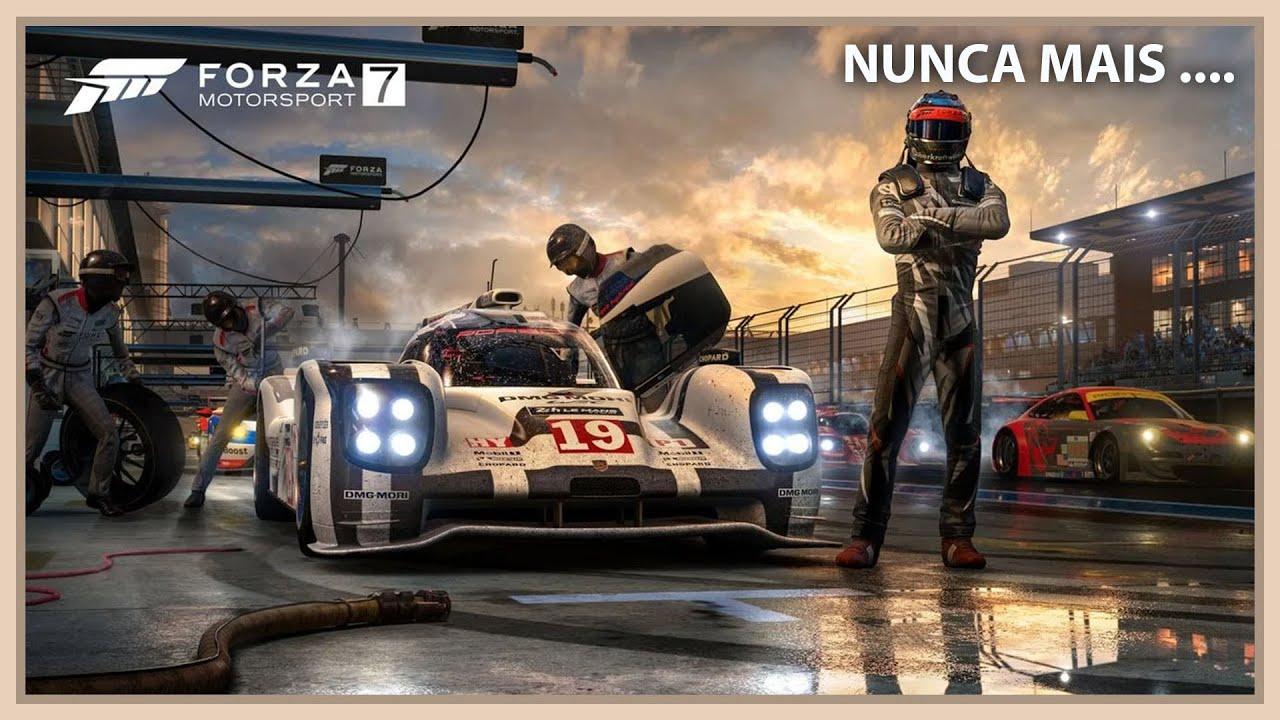 NUNCA MAIS  Forza Motorsport 7  NAO PODERA MAIS SER COMPRADO NA VERSAO DIGITAL
