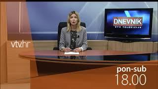 VTV Dnevnik najava 09. svibnja 2019.