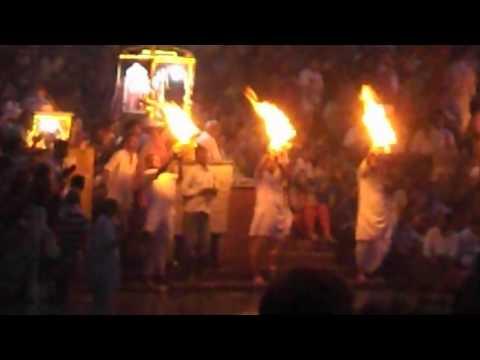 GANGA HARATI 2@ HARIDWAR 2013