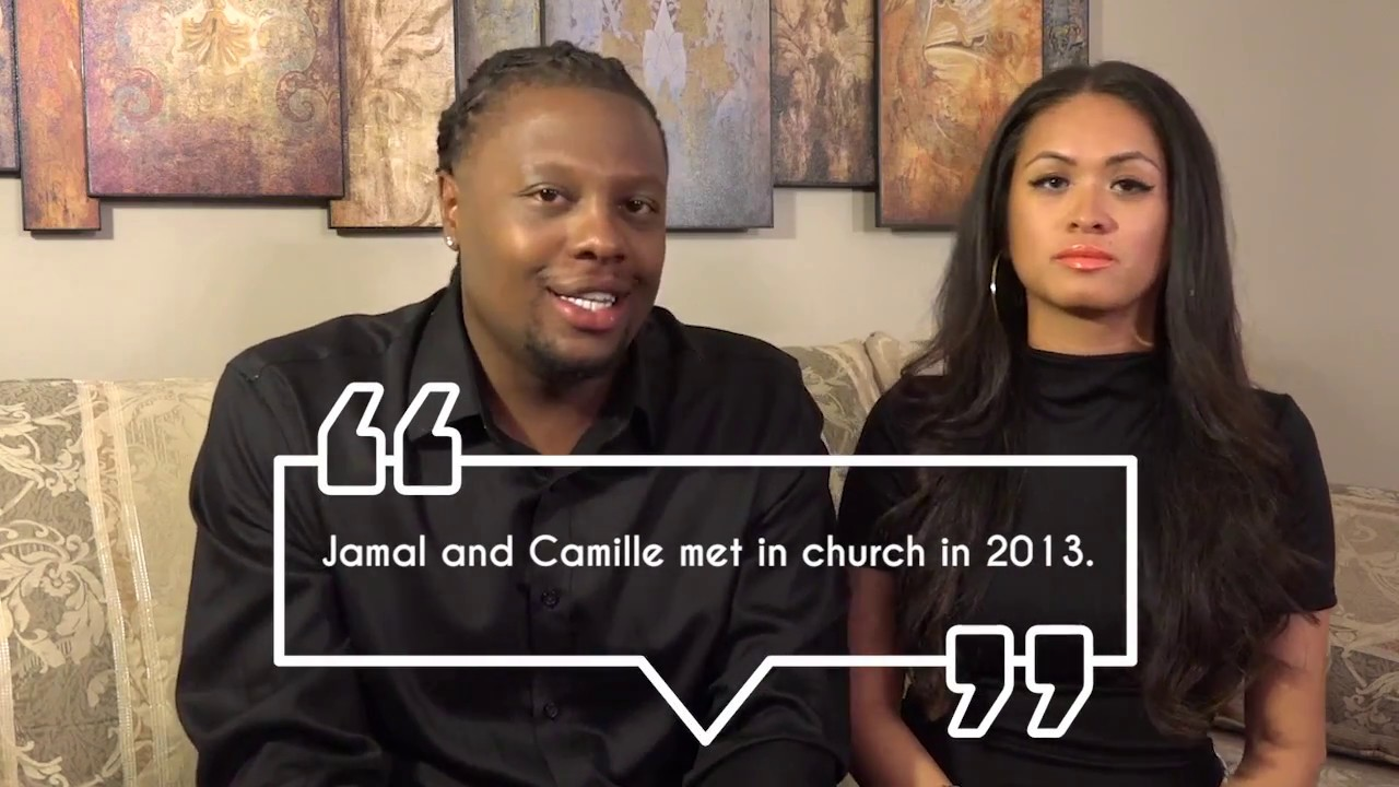 how we met interracial christian couple youtube