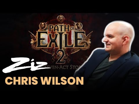 Chris Wilson Speaks About Exilecon And Path Of Exile 2