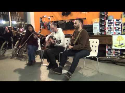 Matt Kanelos Live In Your Living Room NYC Festival 19 November 2014