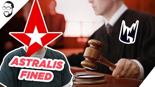 Astralis Fined By Riot Games For Late Payments To Players