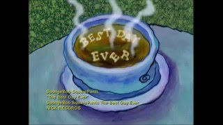 Spongebob Best Day Ever-CD, Musik-Video, Viacom