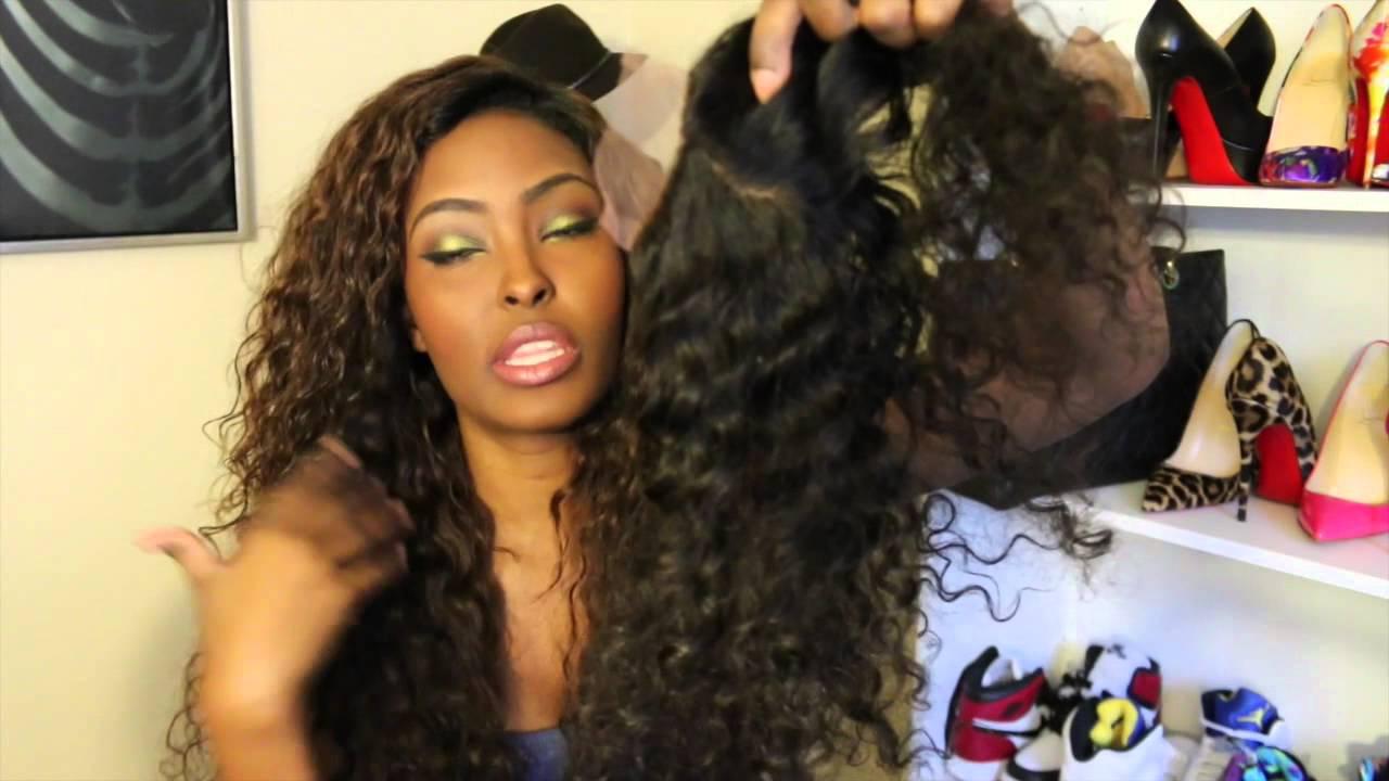 Genesis Virgin Hair Brazilian Curly Show Tell Youtube