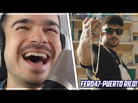 Erne REAGIERT auf Fero47 - Puerto Rico | Örni STREAM HIGHLIGHTS