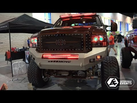 Custom Lifted Trucks - 2017 Daytona Truck Meet
